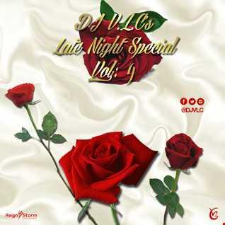 DJ V.L.C's Late Night Special Vol: 4