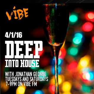 Deep into House with Jonathan George 4th january 2016