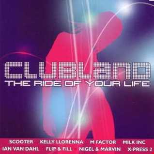 DJ-Hazzie clubland 1cd 2mix