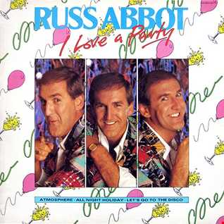 Russ Abbot - I Love A Party Mixed By DJ Hazzie