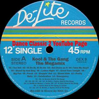 Kool & The Gang - The Megamix By Max DJ.