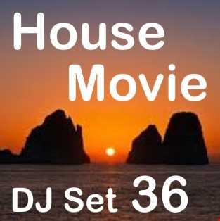 House Movie # 36 - La Movida Cool House by MaxDJ (Location Capri 28-06-15)