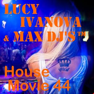 Lucy Ivanova & Max DJ's - Martini Time Soulful House Selection (Location Napoli Italy)
