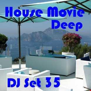 House Movie  35  - Campari Time - Cool Deep Lucy Ivanova & Max DJ's (Capri Italy 31 2015)