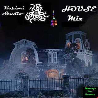 Kopimi Radio House Mix @mazanga 06 06 15