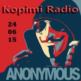 Kopimi Radio anonuk 24 06 15