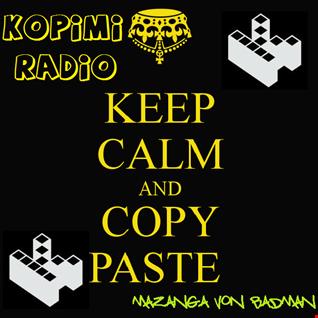 kopimi radio @mazanga 07 04 15