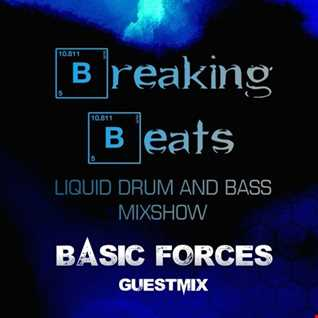 Breaking Beats Guestmix - Basic Forces