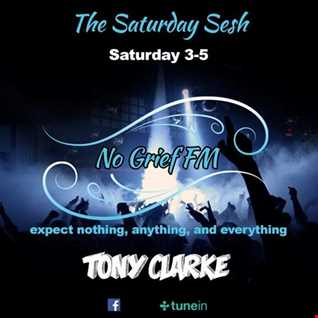 Tony Clarke Jungle Saturday Sesh NO GRIEF FM