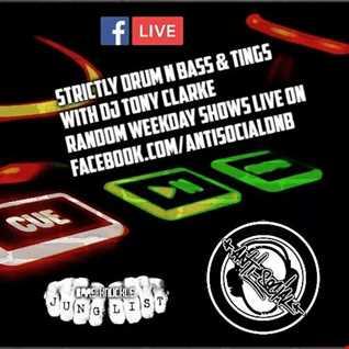 Tony Clarke Anti Social Show 3