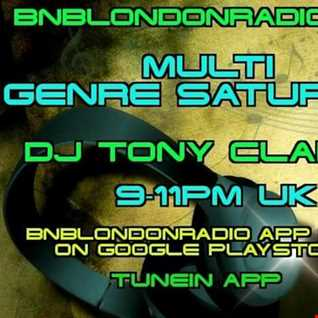 Tony Clarke BNBLONDON BREAKS