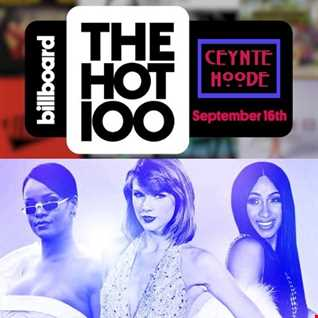Billboard Hit Mix September 2017