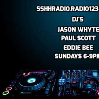 paul scott sshhradio 19thapril 2015