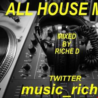 Riche D Old skool 80s house