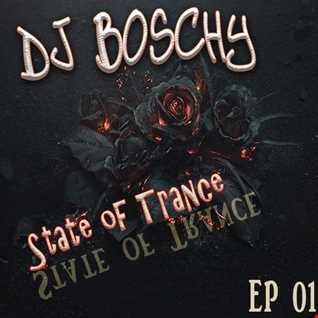Dj Boschy State of Trance EP 01