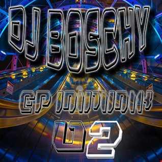 Dj Boschy EP Minimix  EDM 02