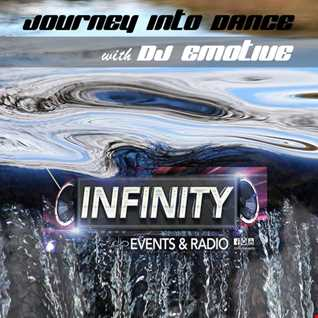 Journey into Dance - Deep Tech and Progressive - DJ Emotive Live 2 Hours on Infinity Radio & Events - Episode 6