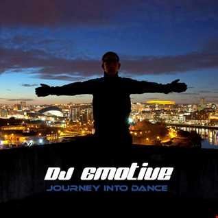 DJ Emotive's Journey into Dance - Deep Tech & Prog House Mix - Feb 2016