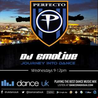 3 Hours of Perfecto Classics Mixed by DJ Emotive on DanceRadioUK