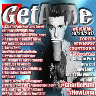 GetAtMe TopTenCountdown ft CharliePuth HowLong (1)