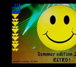 Summer edition 2018 retro ! ♥️
