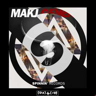 MAKJ X PRAGA & RED SQUARE   GENERIFLEX ( FREAKYBALL'S DEEJAYS MASH )