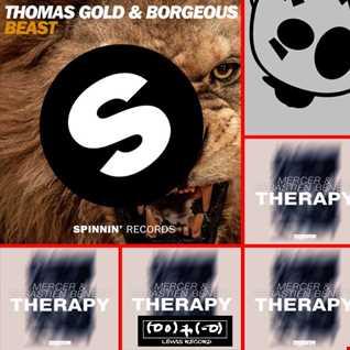 THOMAS GOLD & BORGEOUS X SEBASTIEN BENNETT & MERCER   BEAST THERAPY ( FREAKY X KREAM MASH )
