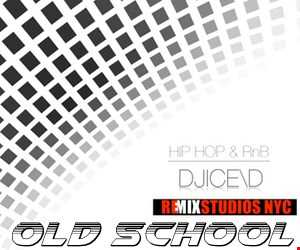 DJICE-D Old School RnB Mixtape