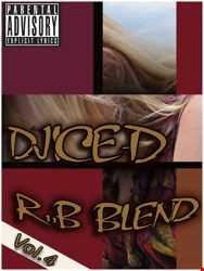 DJICE-D RnB Blend Mixtape (Vol.4)