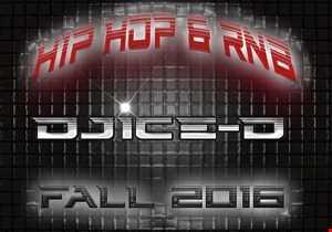 Fall 2016 Hip Hop & RnB Mixtape