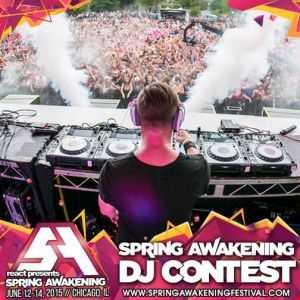 SPRING AWAKENING DJ COMPITION 2015 DJ HIGHPER