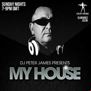 DJ Peter James Playing Live @ Clubvibez 260616 part1