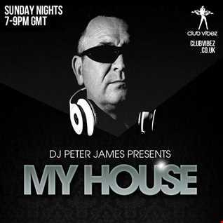 DJ Peter James Live @ Clubvibez 100416 part1