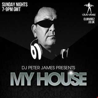 DJ Peter James Live @ Clubvibez 140517