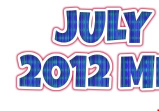 2020 July Mix