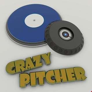Crazy Pitcher - Minimal Techno Session (Juillet2016)
