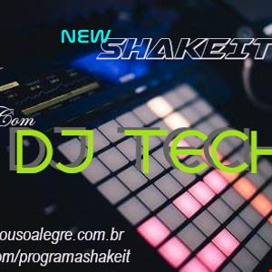 NEW SHAKE IT EP 02 BY DJ TECH RPA WEB RÁDIO (HARD TECHNO)
