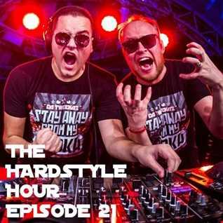 The Hardstyle Hour Episode 21 Da Tweekaz Edition Part 1