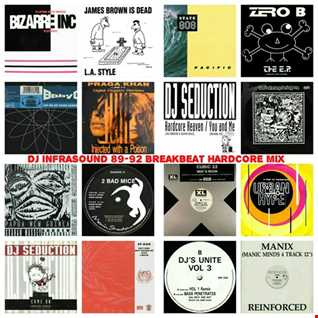 89-92 Breakbeat Hardcore Mix