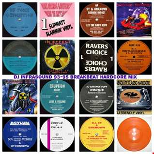93-95 Breakbeat Hardcore Mix