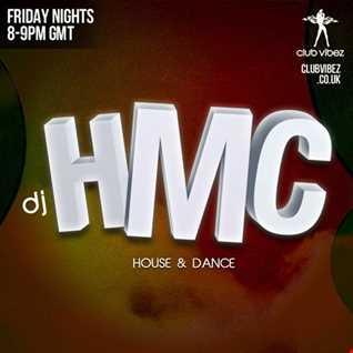 DJ HMC Club Vibez Radio (Episode 319 Friday 7th December 2018 )