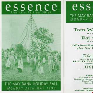 Essence May 29th 1995   DJ HMC & DJ Scratch