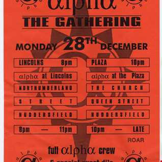 The Gathering Alpha   HMC & Cutmaster 28th Dec 1992 (Part1)