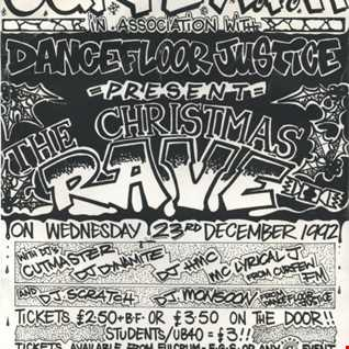 DJ Scratch HMC & Cutmaster   Curfew Rave The Plaza 23rd Dec 1992 (Part 1)