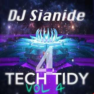 Tech Tidy 4 Dj Sianide