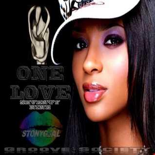 ONE LOVE 79 (Stony Gjal) ft Ciara