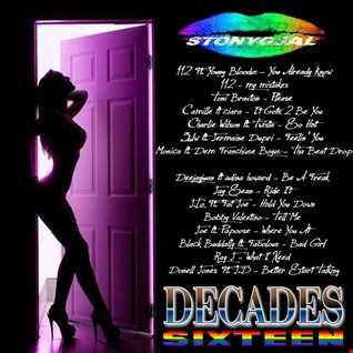 Decades XVI (mixes by StonyGjal)