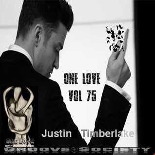 ONE LOVE 75 ft Justin Timberlake