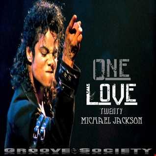 ONE LOVE 20 ft Michael Jackson