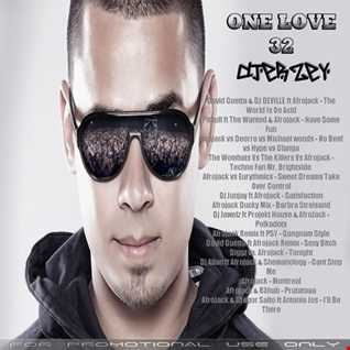 ONE LOVE 32 (dJeRZey) ft Afrojack